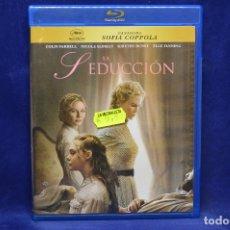 Cine: LA SEDUCCION- BLU RAY . Lote 180116106