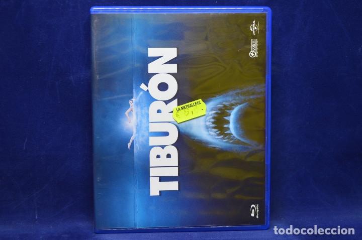 TIBURON - BLU RAY (Cine - Películas - Blu-Ray Disc)