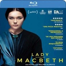Cine: LADY MACBETH DIRECTOR: WILLIAM OLDROYD ACTORES: FLORENCE PUGH, CHRISTOPHER FAIRBANK, COSMO JARVIS. Lote 180125762
