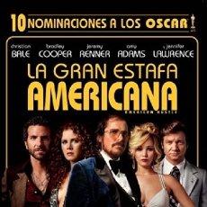 Cine: LA GRAN ESTAFA AMERICANA - DAVID O. RUSSELL. Lote 180265975
