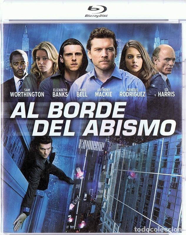AL BORDE DEL ABISMO ED HARRIS (BLU - RAY) (Cine - Películas - Blu-Ray Disc)