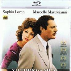 Cine: MATRIMONIO A LA ITALIANA SOPHIA LOREN & MARCELLO MASTROIANNI (BLU - RAY). Lote 180484661