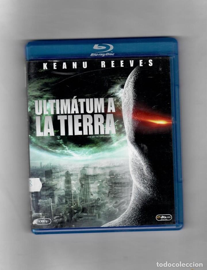 ULTIMÁTUM A LA TIERRA -BLU-RAY - VERSION DE ALQUILER COMO NUEVO (Cine - Películas - Blu-Ray Disc)