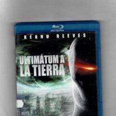 Cine: ULTIMÁTUM A LA TIERRA -BLU-RAY - VERSION DE ALQUILER COMO NUEVO. Lote 89846246