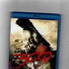 Cine: LOS 300 ESPARTANOS - BLU-RAY - VERSION DE ALQUILER - MUY BIEN. Lote 49469018