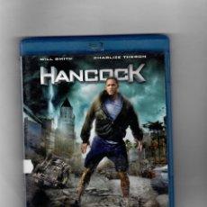 Cine: HANCOCK-- 2 DVD BLU-RAY. Lote 49469599