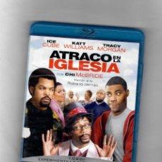 Cine: ATRACO EN LA IGLESIA - BLU-RAY - VERSION DE ALQUILER - MUY BIEN. Lote 49471834