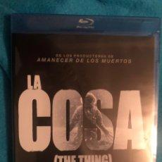 Cine: LA COSA BLURAY PRECINTADO. Lote 181621927