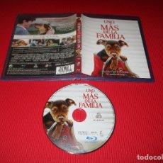 Cine: UNA MAS DE LA FAMILIA - BLU-RAY - 12133S - SONY - HAY LAZOS QUE LA DISTANCIA NO PUEDE ROMPER. Lote 182071290