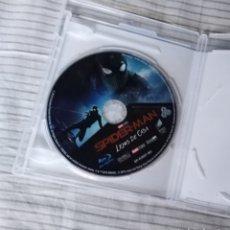 Cine: SPIDER-MAN LEJOS DE CASA BLU RAY DISC ORIGINAL. OJO, SOLO EL DISCO SIN CAJA. Lote 182197316