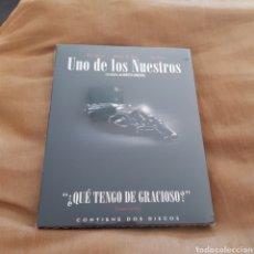 Cine: (PRB11) UNO DE LOS NUESTROS - BLURAY NUEVO PRECINTADO. Lote 182378780