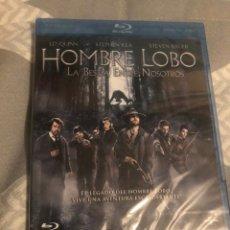 Cine: HOMBRE LOBO LA BESTIA ENTRE NOSOTROS BLURAY PRECINTADO. Lote 182531231