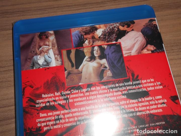 Cine: Los VIOLADORES del AMANECER BLU-RAY DISC Nuevo PRECINTADO - Foto 3 - 211519592