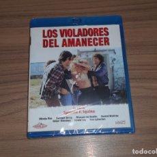 Cine: LOS VIOLADORES DEL AMANECER BLU-RAY DISC NUEVO PRECINTADO. Lote 211519592