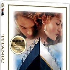 Cine: TITANIC (2012) (BLU-RAY). Lote 182820292