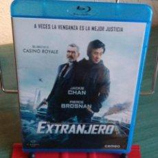 Cine: EL EXTRANJERO EN BLU RAY // PROMOCIÓN EN LOS ENVÍOS. LEER DESCRIPCIÓN. Lote 182852573