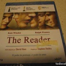 Cine: THE READER BLU RAY NUEVO PLASTIFICADO. Lote 183509132