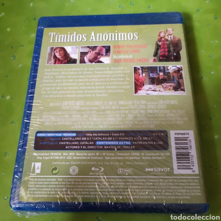 Cine: (BR68) Timidos anonimos NUEVO PRECINTADO - Foto 2 - 183557823