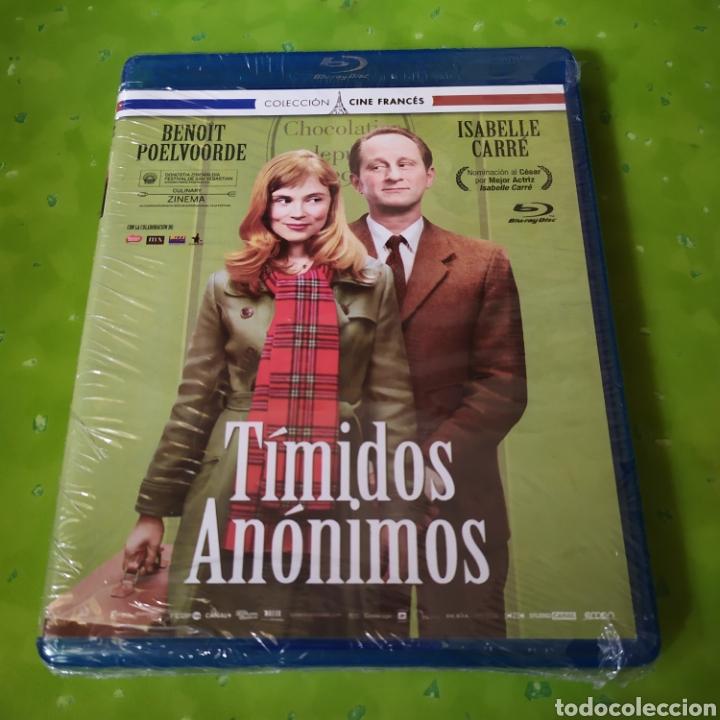 (BR68) TIMIDOS ANONIMOS NUEVO PRECINTADO (Cine - Películas - Blu-Ray Disc)