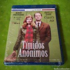 Cine: (BR68) TIMIDOS ANONIMOS NUEVO PRECINTADO. Lote 183557823