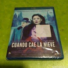 Cine: (BR18) CUANDO CAE LA NIEVE BLU-RAY PRECINTADO. Lote 184080770