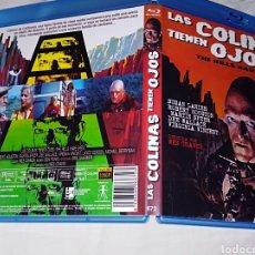 Cine: LAS COLINAS TIENEN OJOS WES CRAVEN BLURAY DISC ORIGINAL BD-R. Lote 184129962