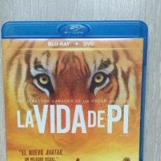 Cine: LA VIDA DE PI (COMBO BLU RAY + DVD). Lote 184184653