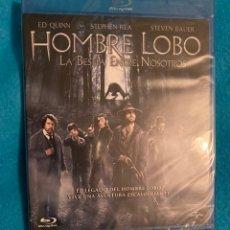 Cine: HOMBRE LOBO LA BESTIA ENTRE NOSOTROS BLURAY PRECINTADO. Lote 184579223