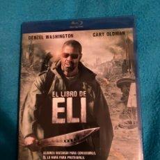 Cine: EL LIBRO DE ELI BLURAY PRECINTADO. Lote 184656808