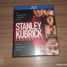 Cinema: COLECCION STANLEY KUBRICK 7 BLU-RAY DISC NUEVO PRECINTADO EYES WIDE SHUT - LOLITA - EL RESPLANDOR ET. Lote 227002091