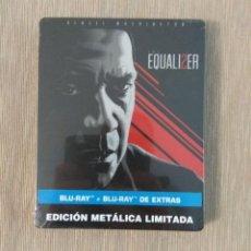 Cine: BLU RAY EQUALIZER II (2) STEELBOOK // ENVIO CERTIFICADO INCLUIDO. Lote 184861918