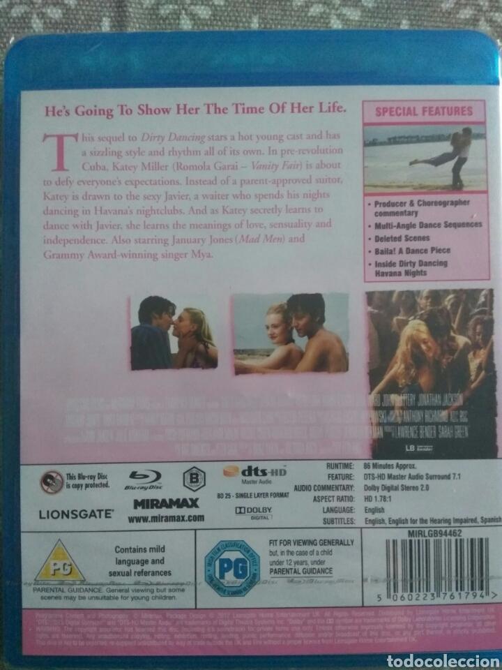 Cine: Pelicula Blu-ray dirty dancing 2 nuevo precintado - Foto 2 - 185660548