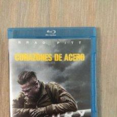 Cine: BLU RAY CORAZONES DE ACERO // ENVIO CERTIFICADO INCLUIDO. Lote 185700592