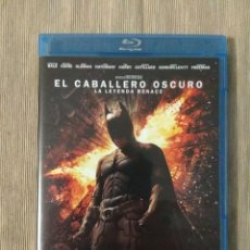 Cine: BLU RAY EL CABALLERO OSCURO LA LEYENDA RENACE // ENVIO CERTIFICADO INCLUIDO. Lote 185700940