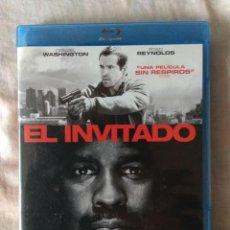 Cine: BLU RAY EL INVITADO // ENVIO CERTIFICADO INCLUIDO. Lote 185702128
