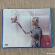 Cine: BLU RAY EX MACHINA // ENVIO CERTIFICADO INCLUIDO. Lote 185702225