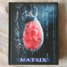 Cine: BLU RAY MATRIX. EDICION LIBRO DIGIBOOK // ENVIO CERTIFICADO INCLUIDO. Lote 185706451