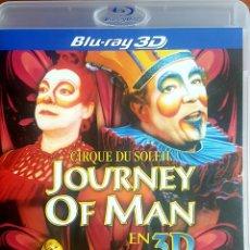 Cine: JOURNEY OF MAN 3D. Lote 185934182
