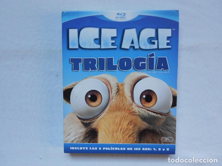 ICE AGE TRILOGIA BLU RAY 3 PELICULAS (Cine - Películas - Blu-Ray Disc)