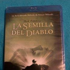 Cine: LA SEMILLA DEL DIABLO BLURAY PRECINTADO. Lote 186067158