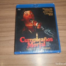 Cine: CUMPLEAÑOS MORTAL TERROR BLU-RAY DISC GLENN FORD NUEVO PRECINTADO. Lote 186393045