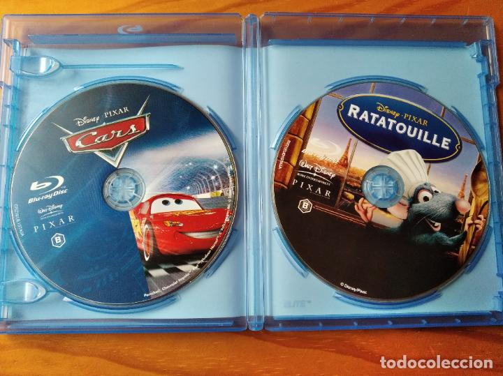 Ratatouille Cars De Disney Pixar 2 Blu Ray Sold Through Direct Sale 186413611