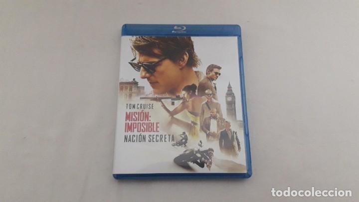 MISION IMPOSIBLE: NACIÓN SECRETA (BLU-RAY) EN CASTELLANO (Cine - Películas - Blu-Ray Disc)