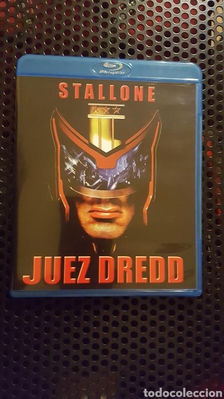 BLURAY - JUEZ DREDD - SYLVESTER STALLONE, ARMAND ASSANTE, DIANE LANE (Cine - Películas - Blu-Ray Disc)