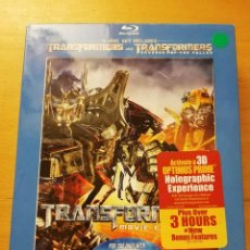 Cine: TRANSFORMERS MOVIE COLLECTION (4 DISC SET INCLUDES) BLU RAY DISC. Lote 187441580