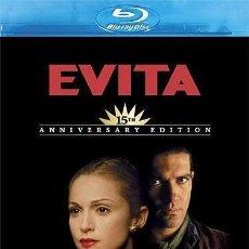 Cine: EVITA. EDICIÓN 15 ANIVERSARIO. EDICIÓN USA.. Lote 187442397