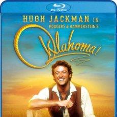 Cine: OKLAHOMA. VERSIÓN TEATRAL CON HUGH JACKMAN. EDICIÓN USA.. Lote 187443805