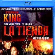 Cine: LA TIENDA (BLU-RAY DISC BD) MAX VON SYDOW - ED HARRIS - TERROR DE CULTO STEPHEN KING. Lote 187446611