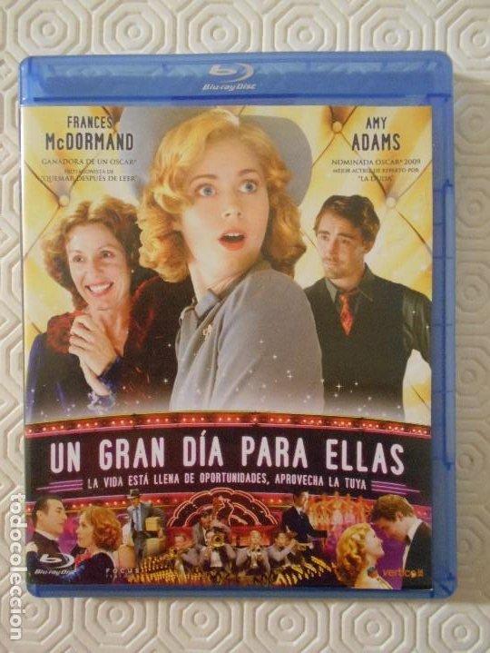 UN GRAN DIA PARA ELLAS. LA VIDA ESTA LLENA DE OPORTUNIDADES, APROVECHA LA TUYA. BLURAY DE LA PELICUL (Cine - Películas - Blu-Ray Disc)