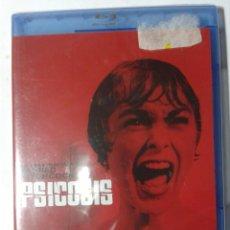 Cine: PSICOSIS- ALFRED HITCHCOCK- BLU-RAY- NUEVO. Lote 187624337
